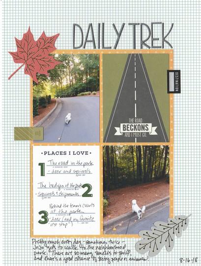 Daily trek original