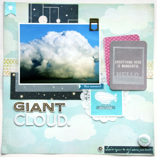 Giant cloud