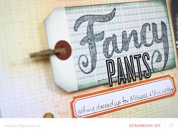 Fancy pants title