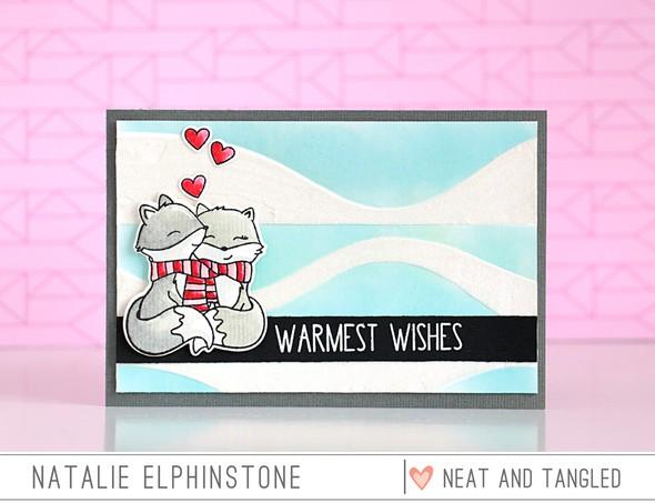 Warmest wishes by natalie elphinstone original