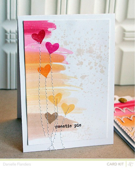 Sweetie pie card1