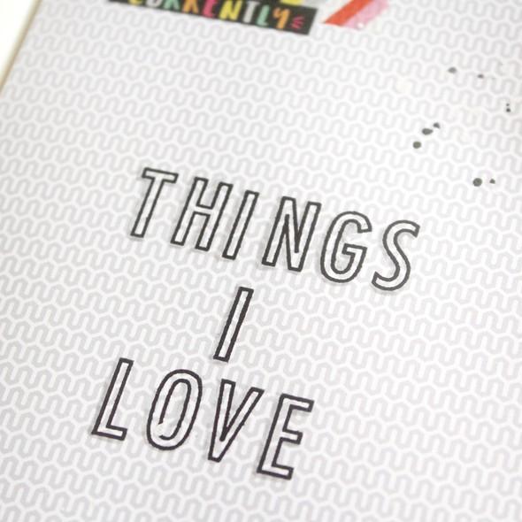Things i love tn 3 original