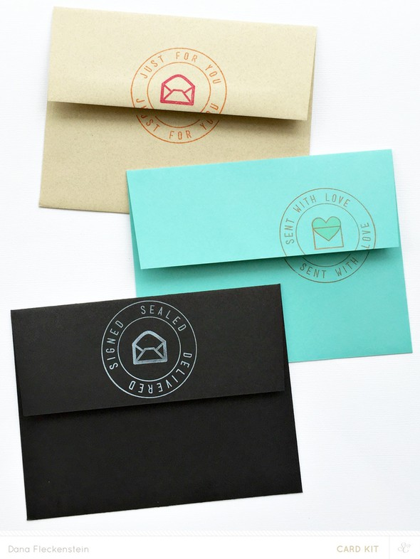 Pixnglue card envelopes