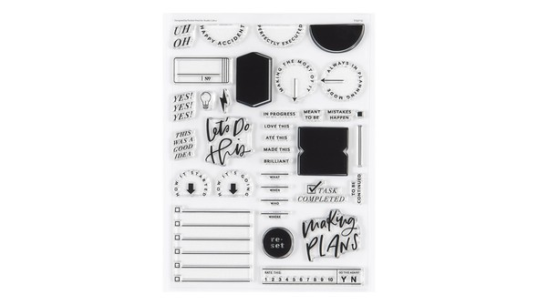 Picture of Stay Wonderful Stamp Kit