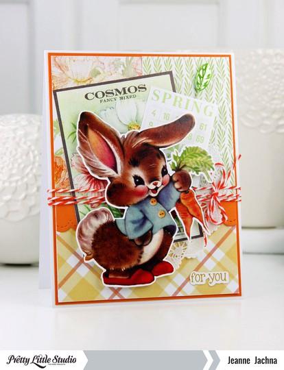 Cosmos bunny original