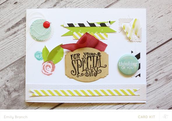 Specialday card
