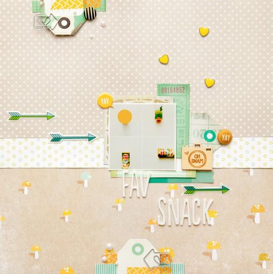 Fav snack by evelynpy