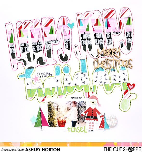 Holly jolly holiday original