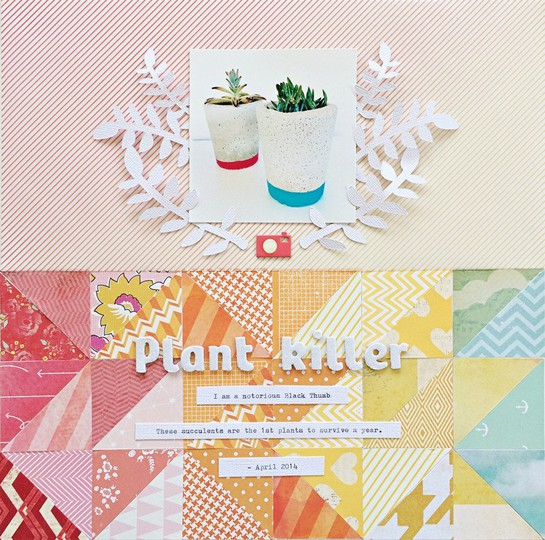 Plant killer full spread by aimee dow