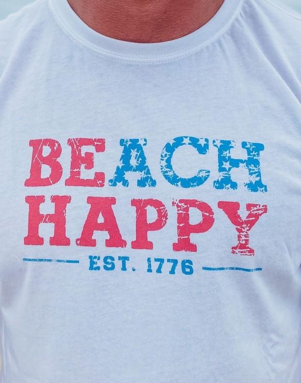 114200 beachhappyusashortsleevemenwhite slider3v original