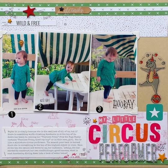 Circus performer2 original