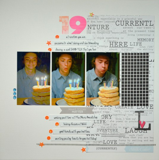 1 nineteen