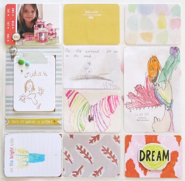 Kid art pl spread by natalie elphinstone original
