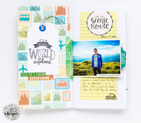 Ww nathalie desousa my travel journal 15 original