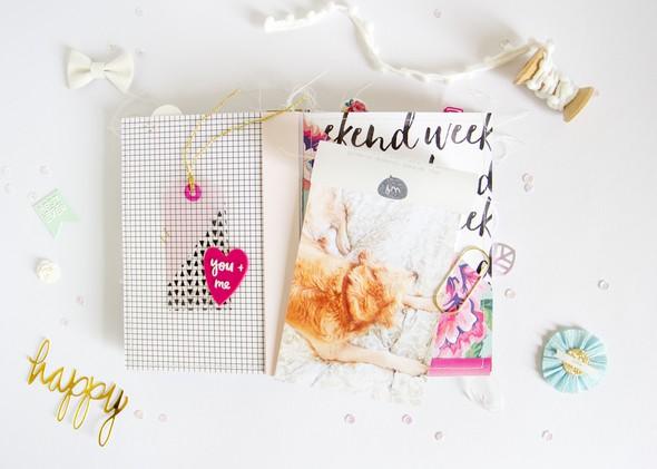 Summer2016 scatteredconfetti scrapbooking minialbum cratepaper americancrafts 16 original