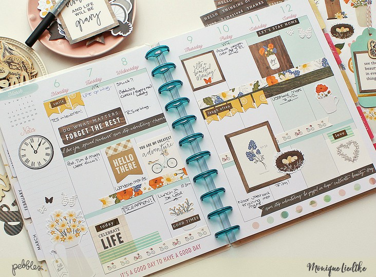 Mliedtke pebbles simple life planner 7 original