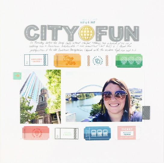 Cityfun full original