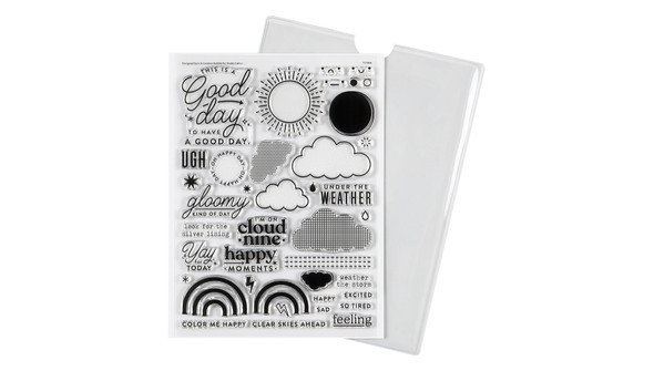 Picture of Good Day Sunshine Stamp Kit