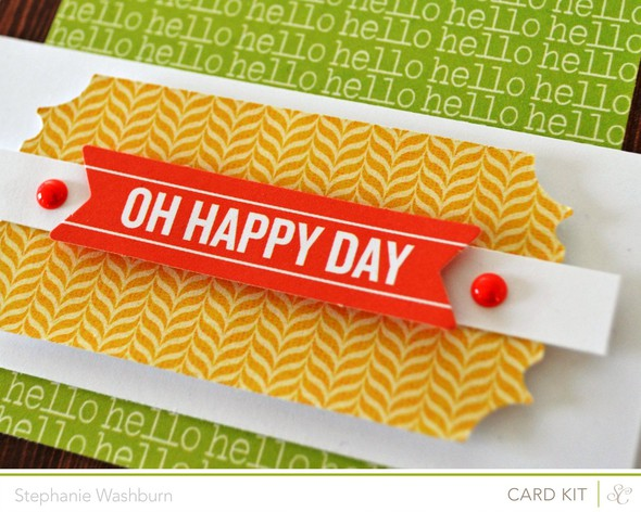 Oh happy day close up