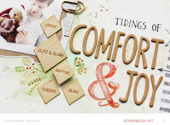 Comfort and joy 4