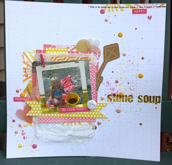 Stone soup 2014