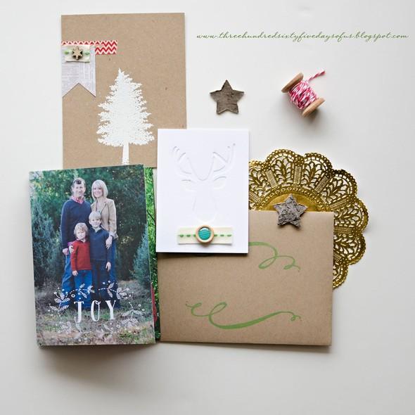 Itsmeamanda christmascards detail2