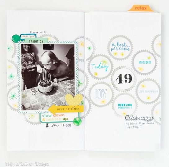 My personal journal   week 25 4 original