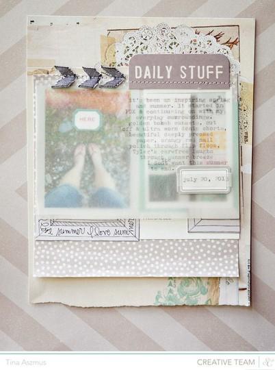 Daily stuff