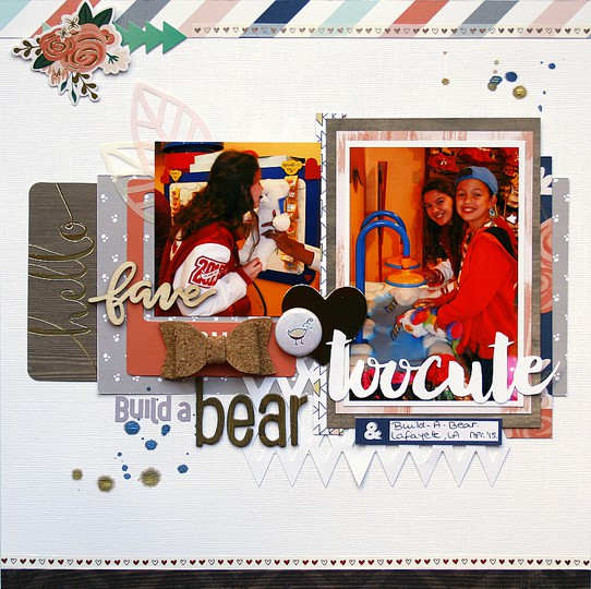 Mliedtke scraptastic november feels like home build a bear z strip original