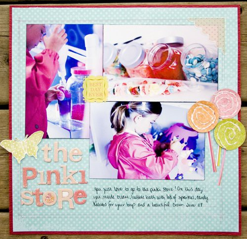 The pinki store small