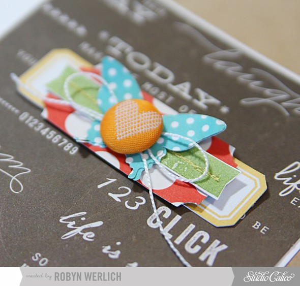 Today card closeup