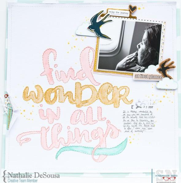 Sn nathalie desousa find wonder in all things 2 original
