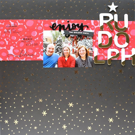 Rudolph web original