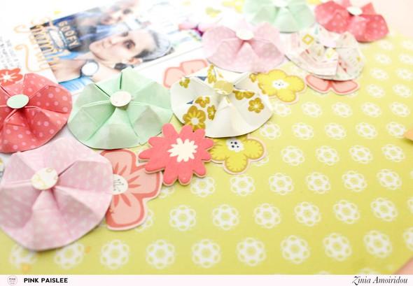 Pinkpaislee family origamiflowers 2 original