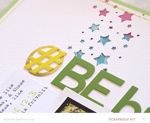 Be bright stars