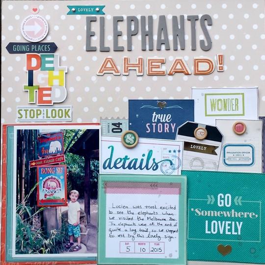 Elephants original