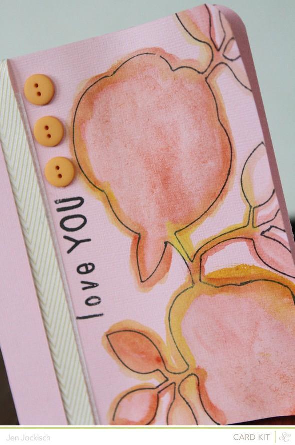 Loveyoucard detail