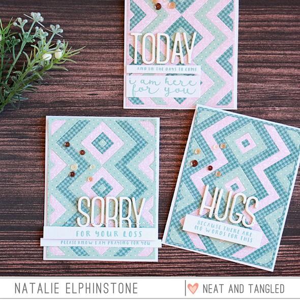 Sorry cards by natalie elphinstone original