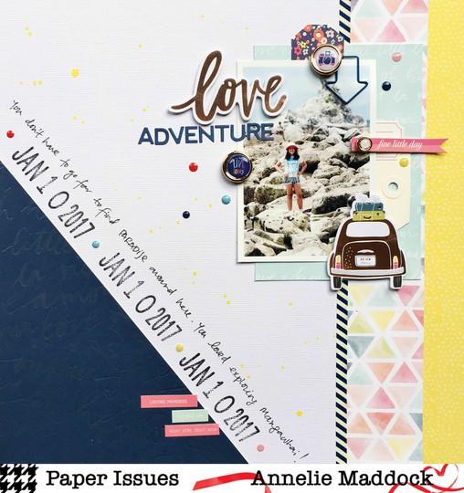 Love adventure 002 original