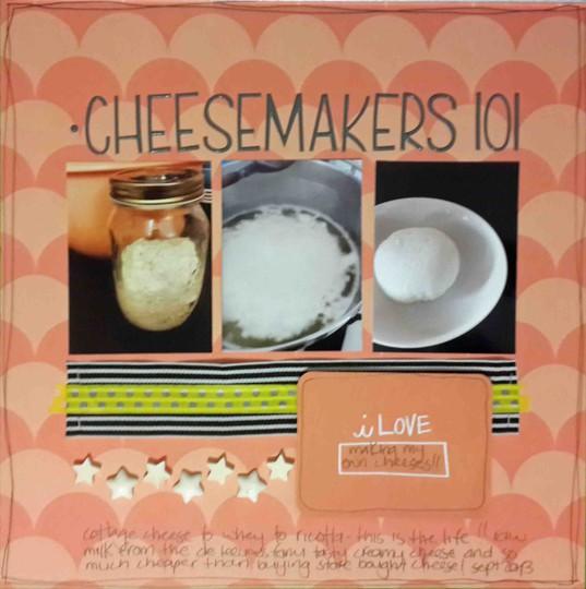 Cheesemakers 101