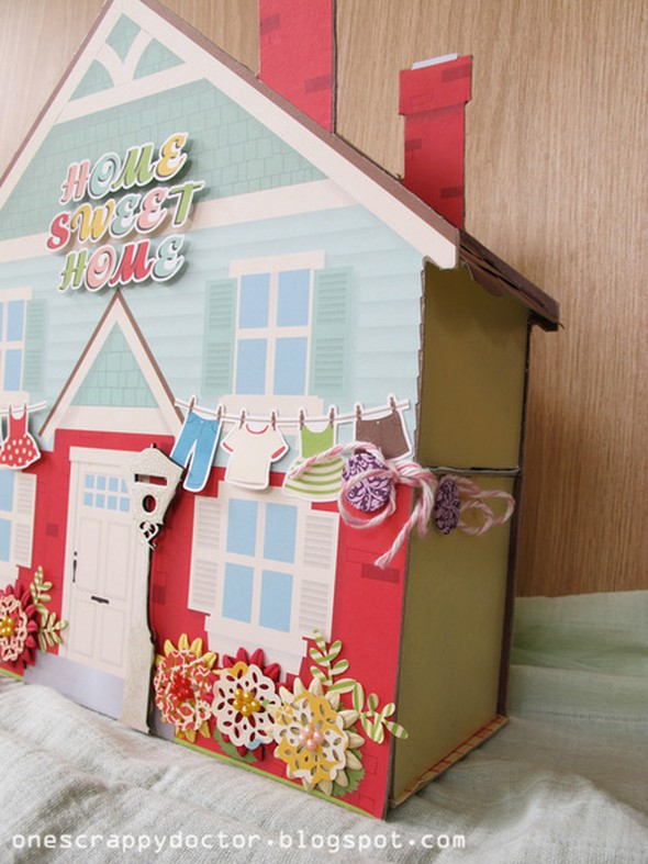 Doll house side