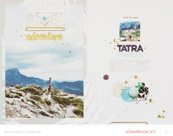 Tatra mountains adventure original