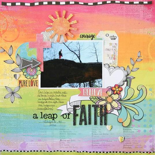 A leap of faith original