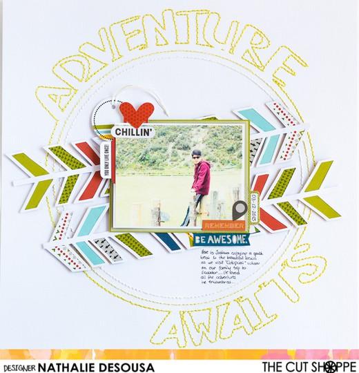 Adventure awaits 3 original