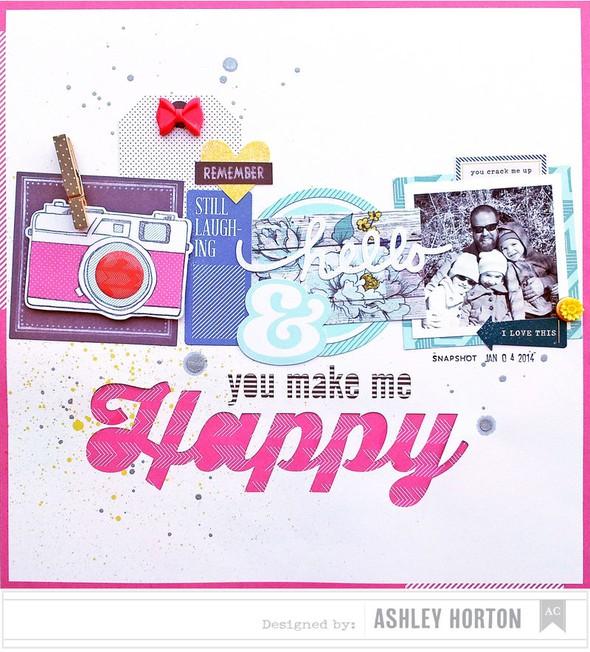 You make me happy2e