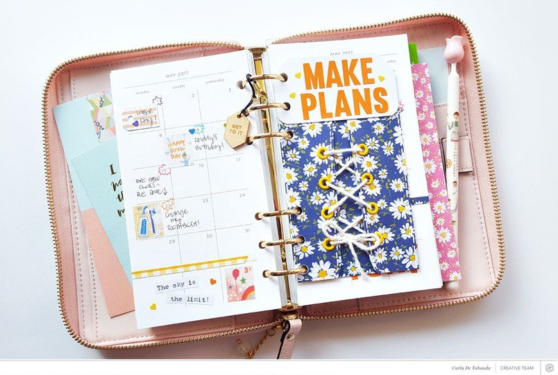 Planner main kit 1 original