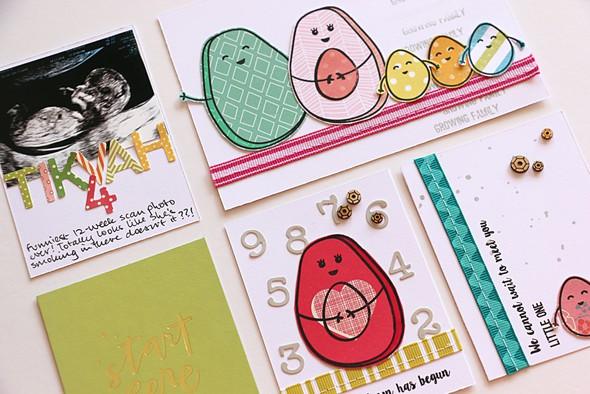 Tikvah 4 cards by natalie elphinstone original