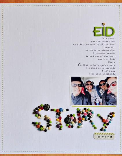 Eid story