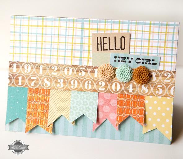 7   hello card