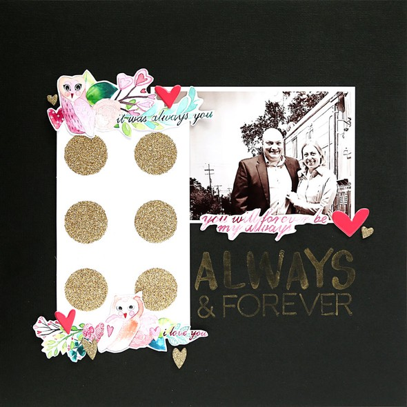 Always forever web original